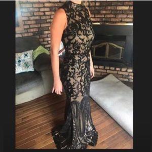 Windsor Sequin Gown- M